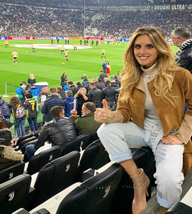 Daniele Rugani's journalist girlfriend Michela shows why it's not just Arsenal fans who should want Italian ace to secure Premier League transfer - Bóng Đá