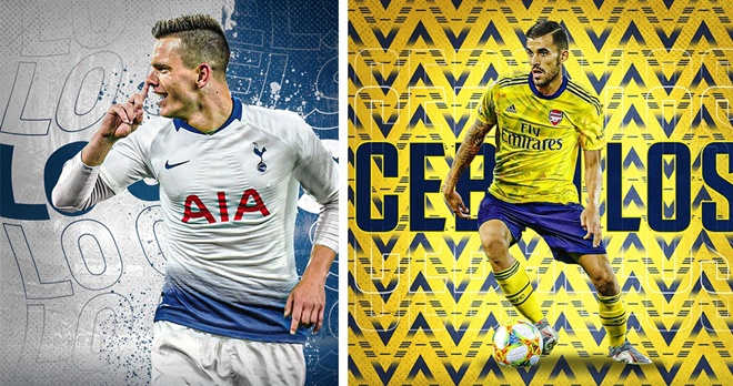 Dani Ceballos vs Giovani Lo Celso: How Arsenal's summer coup compares to Spurs' new midfield signing - Bóng Đá