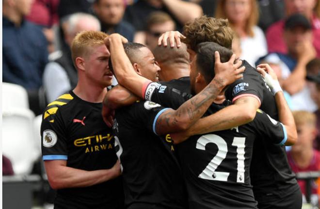 TRỰC TIẾP West Ham 0-1 Man City: Jesus mở điểm (H1) - Bóng Đá