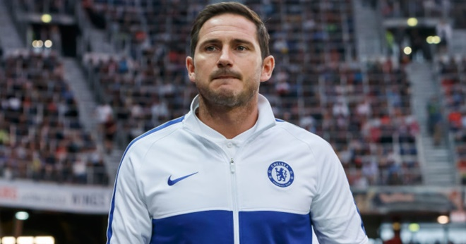 Own man Frank Lampard ready to prove Chelsea doubters wrong - Bóng Đá