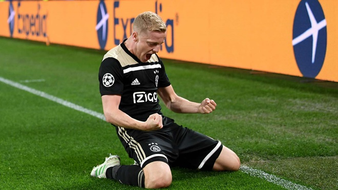 Why Van de Beek is the answer to Madrid's midfield misery - Bóng Đá