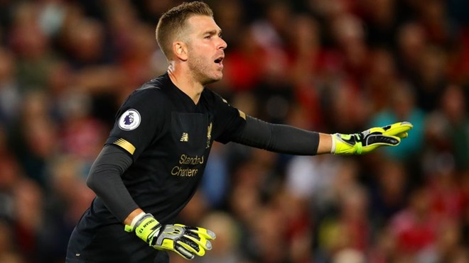 Adrian is good enough to cover Alisson's Liverpool absence - Bóng Đá