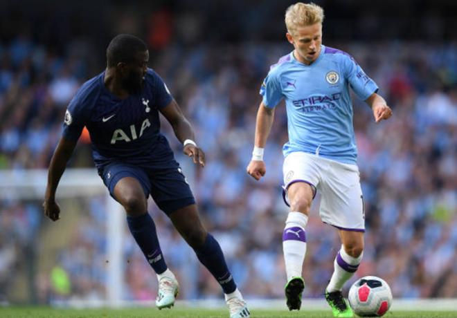 TRỰC TIẾP Man City 0-0 Tottenham: Sterling đe dọa khung thành LIoris (H1) - Bóng Đá
