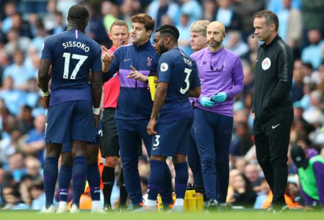TRỰC TIẾP Man City 2-2 Tottenham: Tân binh Lo Celso vào sân (H2) - Bóng Đá