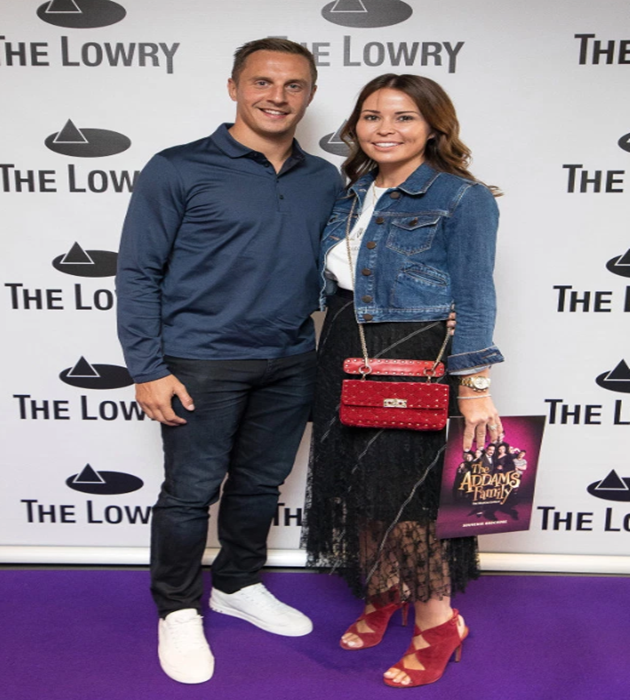 Premier League ace Phil Jagielka dumped by wife of ten years after she 'had enough' of his close friendship with Aussie model - Bóng Đá
