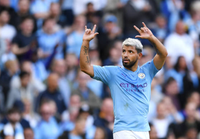 TRỰC TIẾP Man City 2-1 Tottenham: Sát thủ Aguero lên tiếng (H1) - Bóng Đá