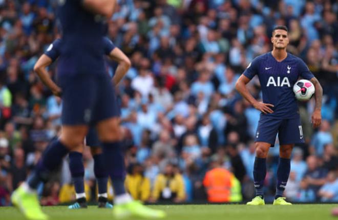TRỰC TIẾP Man City 2-1 Tottenham: Walker