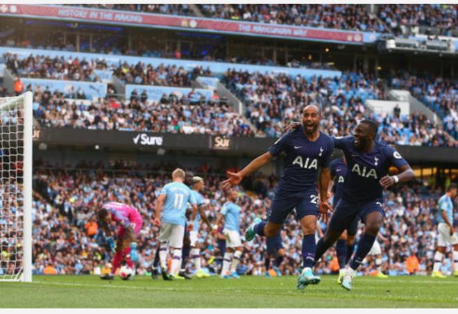 TRỰC TIẾP Man City 2-2 Tottenham: Người hùng Moura! (H2) - Bóng Đá