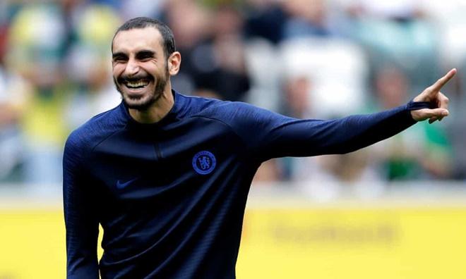 Chelsea's Davide Zappacosta to join Roma on season's loan - Bóng Đá