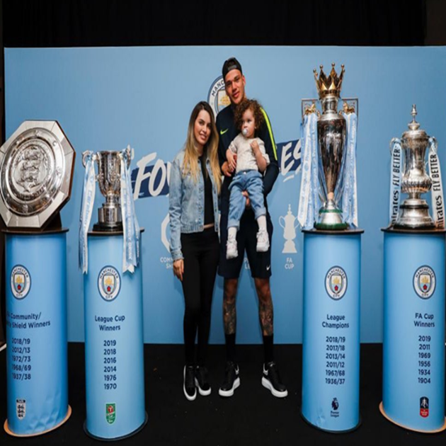 Man City star Ederson and Wag Lais Moraes are the most loved-up couple in the Premier League - Bóng Đá