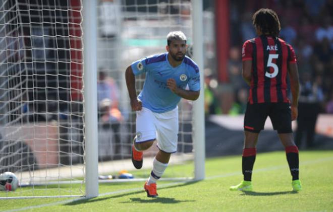 TRỰC TIẾP Bournemouth 1-3 Man City: Aguero lập cú đúp (H2) - Bóng Đá