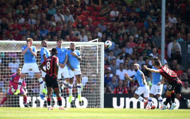 TRỰC TIẾP Bournemouth 1-2 Man City: Siêu phẩm xuất hiện! (HẾT H1) - Bóng Đá