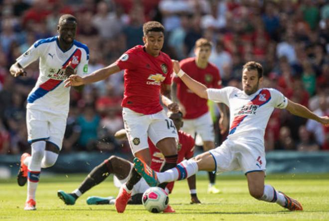 4 tội đồ của Man United trước Crystal Palace - Bóng Đá