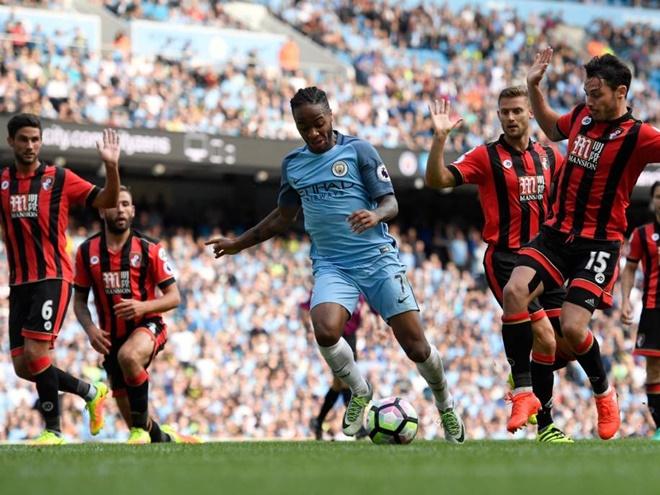 TRỰC TIẾP Bournemouth vs Man City: Đội hình dự kiến - Bóng Đá