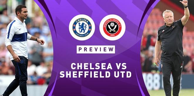 Nhận định Chelsea vs Sheffield United - Bóng Đá