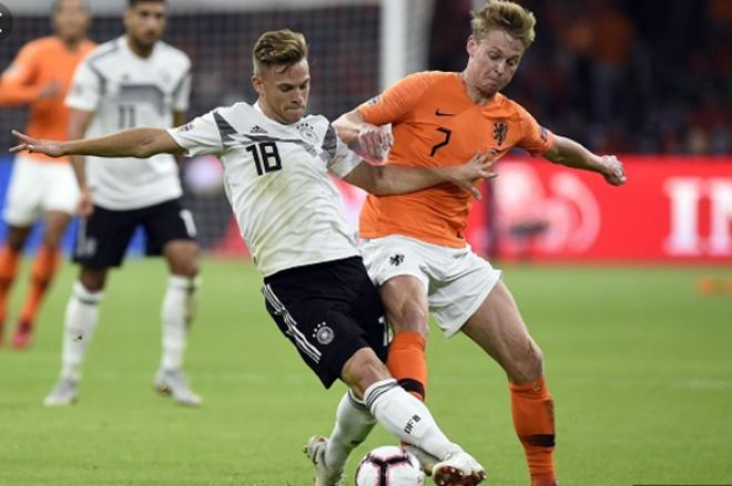 Nhận định Đức vs Hà Lan - Bóng Đá