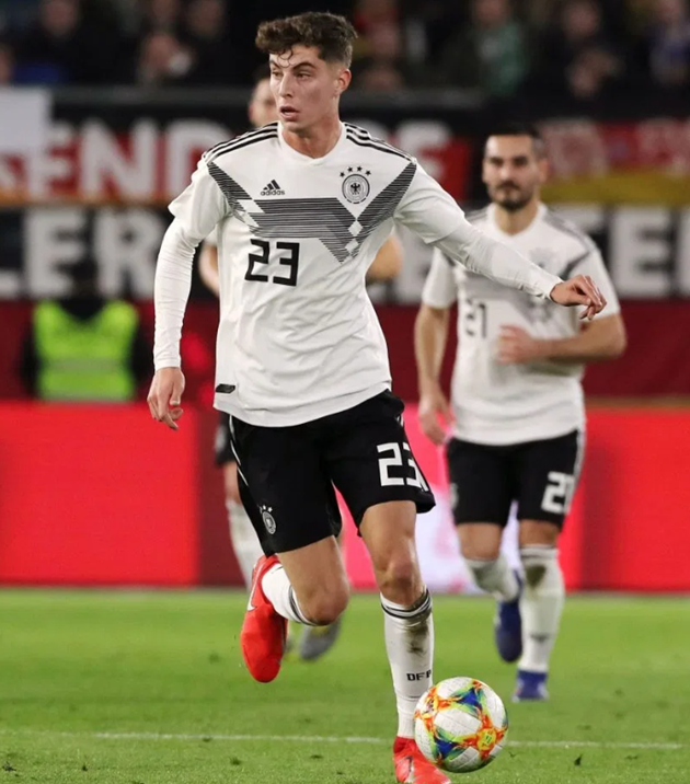 Seven amazing wonderkids to watch during the international break including England's Sancho and Havertz of Germany - Bóng Đá