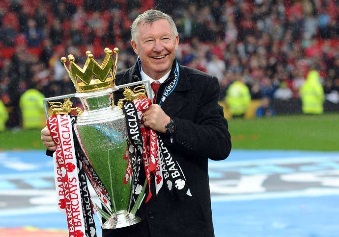 The 10 greatest managers in Premier League history - Bóng Đá