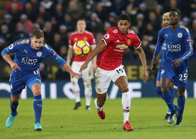 Man Utd gặp khó khăn ra sao trước cuộc chạm trán Leicester City - Bóng Đá