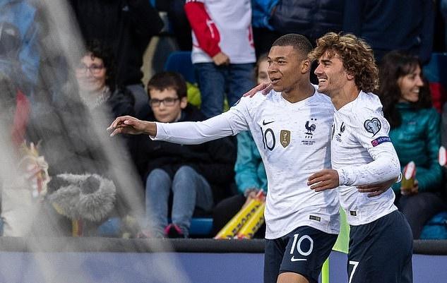 Những đội tuyển châu Âu có hàng công mạnh nhất hiện tại - Bóng Đá