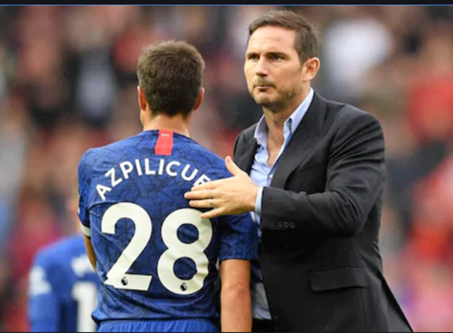 Who should Frank Lampard's first Chelsea signing be if transfer ban appeal succeeds? - Bóng Đá