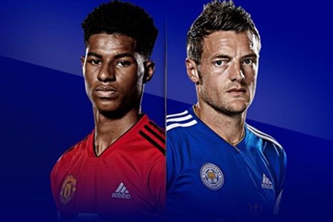 TRỰC TIẾP Man Utd vs Leicester: Đội hình ra sân - Bóng Đá