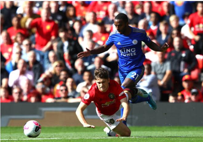 TRỰC TIẾP Man Utd 0-0 Leicester: De Gea trổ tài cứu thua (H1) - Bóng Đá