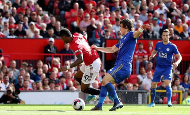 TRỰC TIẾP Man Utd 1-0 Leicester: Rashford mở tỷ số (H1) - Bóng Đá