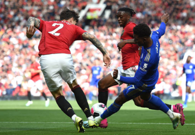 TRỰC TIẾP Man Utd 1-0 Leicester: Daniel James sút cực căng (H2) - Bóng Đá