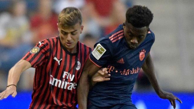 Daniel Maldini: Can AC Milan's new teen star maintain his family's legend? - Bóng Đá