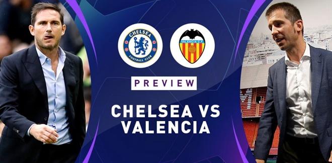 Nhận định Chelsea vs Valencia - Bóng Đá