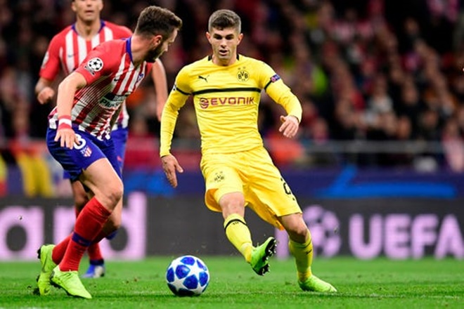 Why Pulisic need time? - Bóng Đá