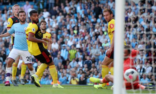 TRỰC TIẾP Man City 6-0 Watford: Ác mộng chưa buông tha đội khách(H2) - Bóng Đá