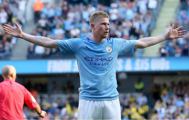 TRỰC TIẾP Man City 8-0 Watford: Đội khách buông! (H2) - Bóng Đá