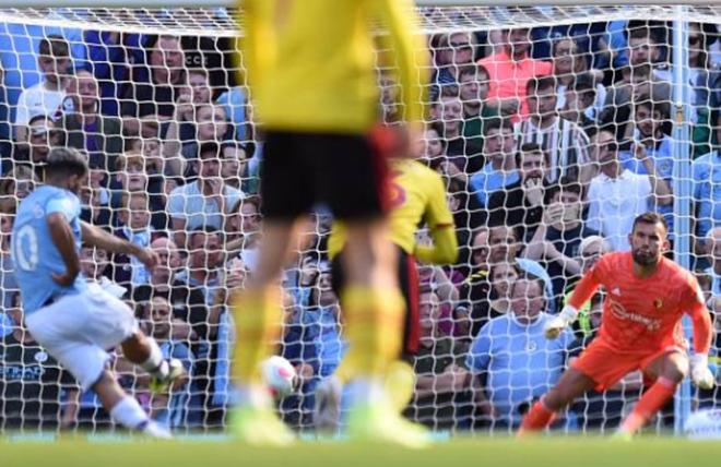 TRỰC TIẾP Man City 2-0 Watford: Aguero nổ súng (H1) - Bóng Đá