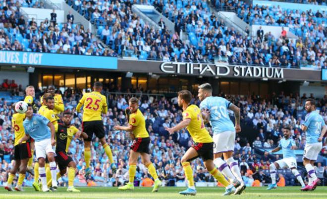 TRỰC TIẾP Man City 4-0 Watford: Tan nát hàng thủ đội khách! (H1) - Bóng Đá