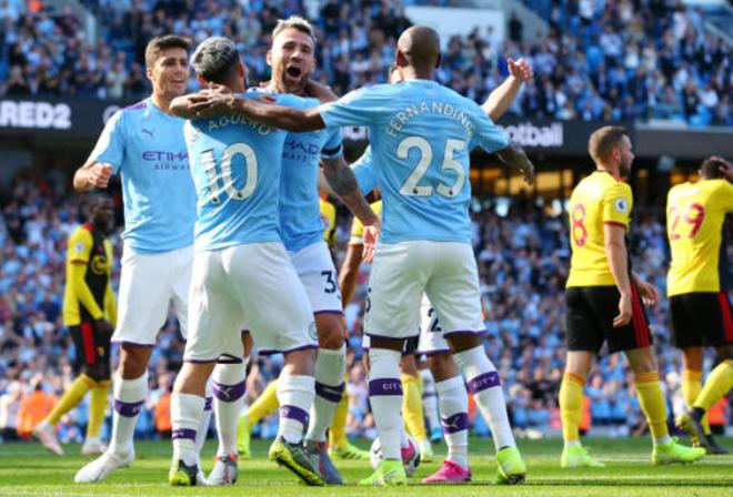 TRỰC TIẾP Man City 5-0 Watford: Tan nát hàng thủ đội khách! (H1) - Bóng Đá