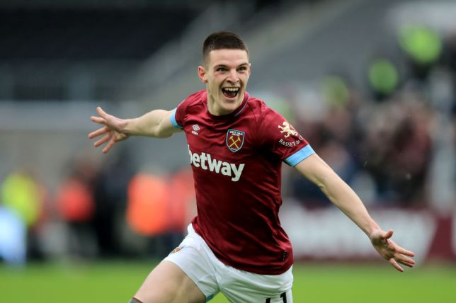 How good is Declan Rice? Why the West Ham man is a rare talent - Bóng Đá