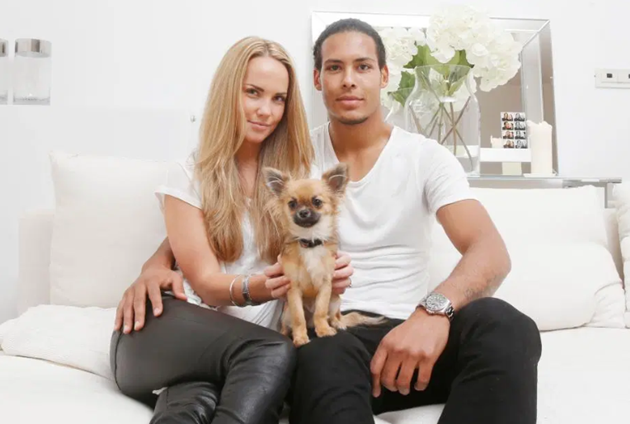 Who is Virgil Van Dijk's wife Rike Nooitgedagt? The woman behind Premier League's best player - Bóng Đá