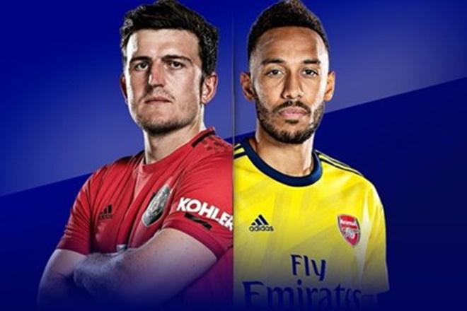 MU-Arsenal - Bóng Đá