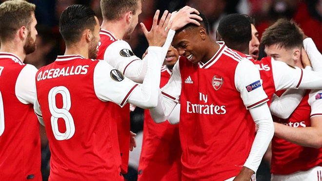Martinelli shows Arsenal there is life after Aubameyang and Lacazette - Bóng Đá