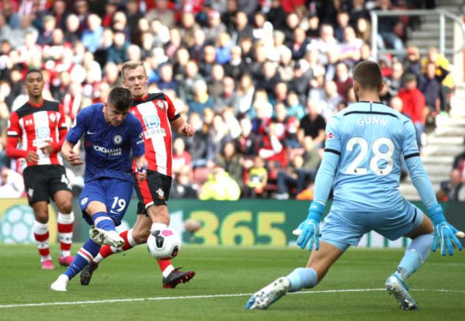 TRỰC TIẾP Southampton 0-2 Chelsea: Mason Mount chói sáng (H1) - Bóng Đá