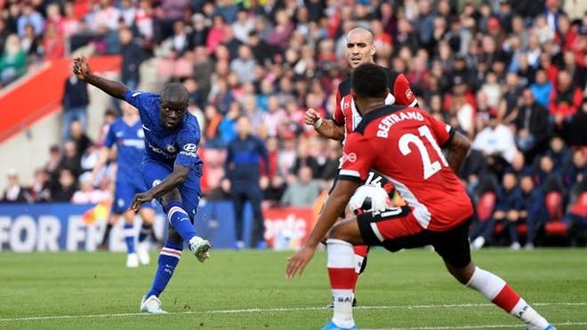 TRỰC TIẾP Southampton 1-3 Chelsea: Kante nã đại bác! (H1) - Bóng Đá