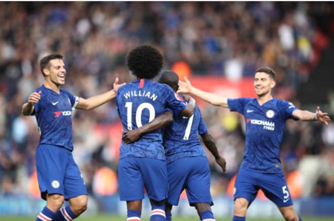 TRỰC TIẾP Southampton 1-3 Chelsea: Kante nã đại bác! (H2) - Bóng Đá