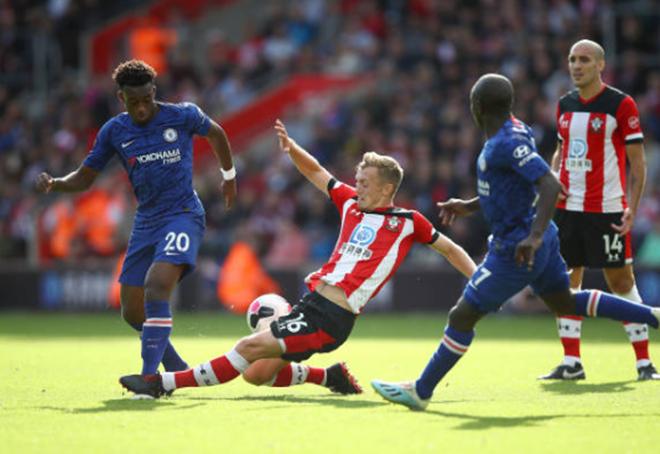 TRỰC TIẾP Southampton 1-3 Chelsea: Bom tấn The Blues góp mặt (H2) - Bóng Đá