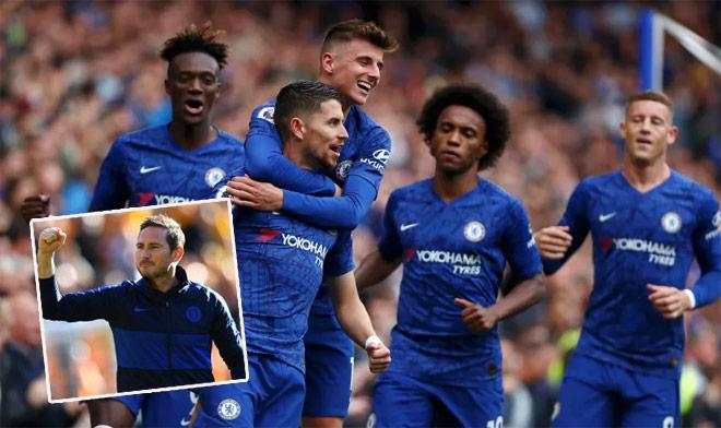 TRỰC TIẾP Southampton vs Chelsea - Bóng Đá