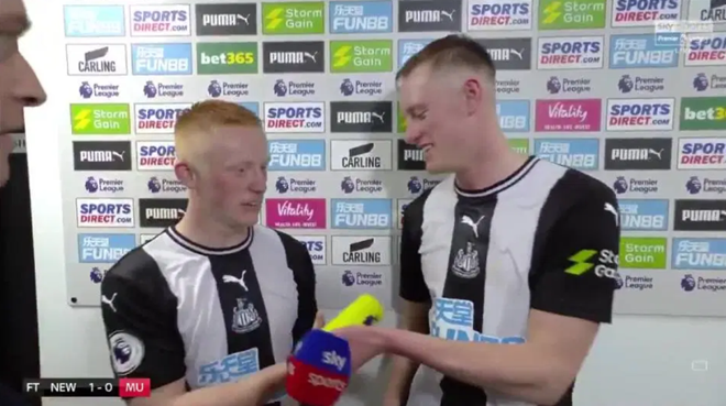 Man Utd conqueror Matty Longstaff is a tenacious midfielder who dreamed of becoming a Newcastle hero - Bóng Đá