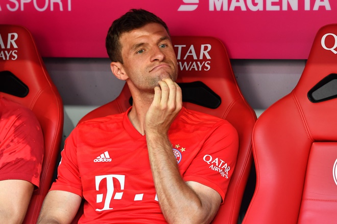 Where next if Thomas Muller actually leaves Bayern Munich? - Bóng Đá
