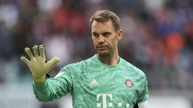 Đội hình Bundesliga xuất sắc nhất 10 năm qua - Bóng Đá