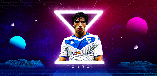 Sandro Tonali: The 'new Pirlo' taking Italian football by storm - Bóng Đá